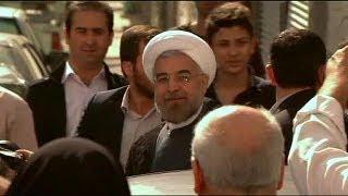 «Ахмадинежад, прощай!»: Иран празднует результаты выборов