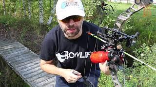 Рыбалка с помощью арбалета