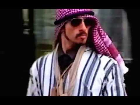 THE ARAB 2 THE SHEIKH DOWN - ACTION TRAILER FOR NEVER MADE JAMES BOND MARTIAL ARTS THRILLER MOVIE