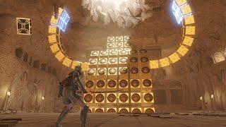 NieR Replicant ver.1.22474487139... Gameplay du Temple stérile