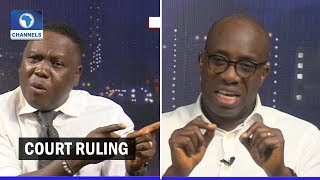 Sowunmi, Bwala Disagree Over FG's Compliance Level