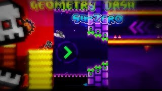 Geometry Dash SubZero | All Levels with 3 coins