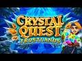 Crystal Quest Frostlands thunderkick Online Slot