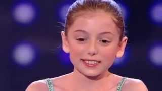 Hollie Steel - Wishing You Were Somehow Here Again - Final - Britain's Got Talent