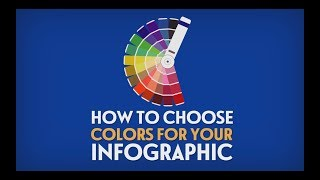How To Choose Colors For Your Infographic