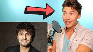 VOCAL COACH Justin Reacts to Sonu Nigam - Kal Ho Na Ho