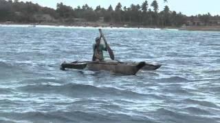preview picture of video 'Zanzibar 2011 - Gita delfini'