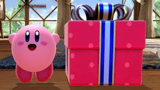 """Every Character """"Giving"""" Christmas Presents In Super Smash Bros Ultimate And YOUR GREETINGS!!!"""