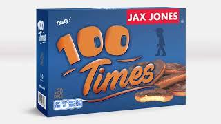 Jax Jones 100 Times