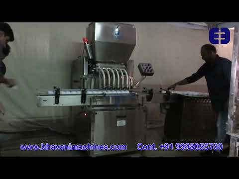 Automatic Viscous Filler