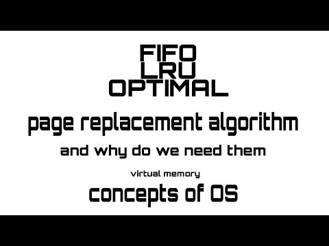Download Page Replacement Algorithms In Operating System Fifo Exa