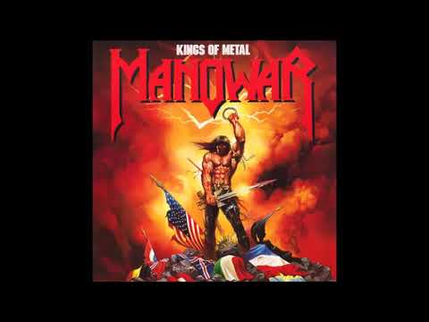 Manowar Kings of Metal drum thumbnail