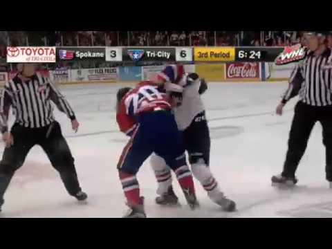 Riley Sawchuk vs. Hayden Ostir