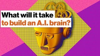 How to build an A.I. brain that can conceive of itself | Joscha Bach