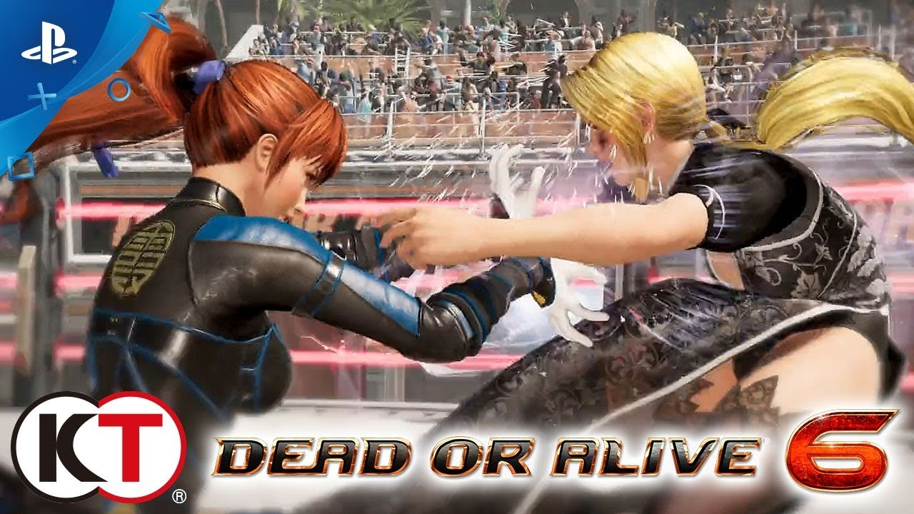 Trailer di Dead or Alive 6