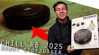 SEVERIN CHILL RB 7025 robot stofzuiger | REVIEW | De Mening Van Davey