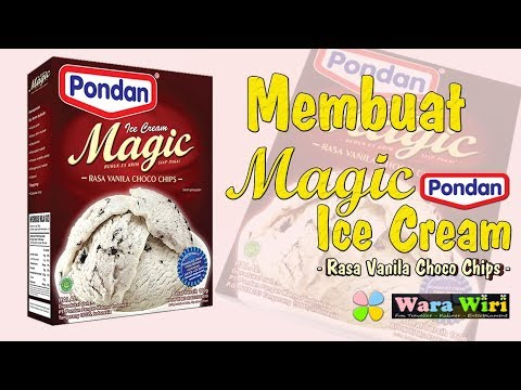 Video Membuat Ice Cream Di Rumah