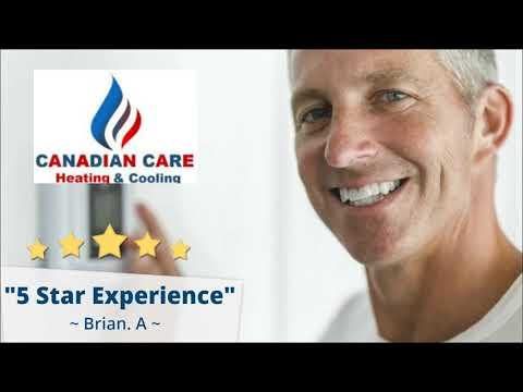 Canadian Care Heating & Cooling Ltd video