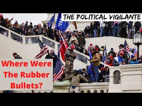 Cops Treated MAGA Capitol Protestors Better Than BLM