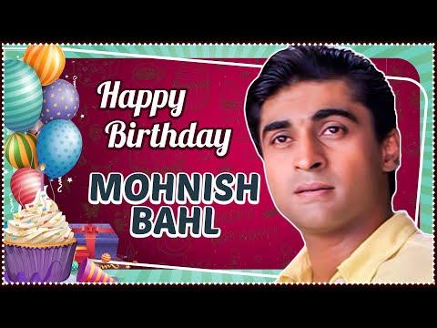 Happy Birthday Mohnish Bahl   Best Scenes Of Mohnish Bahl   Maine Pyar Kiya, HAHK & HSSH   Rajshri