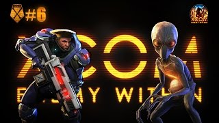 XCOM Enemy Within cz06 MOD Terror