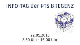preview picture of video 'Infotag der PTS Bregenz'