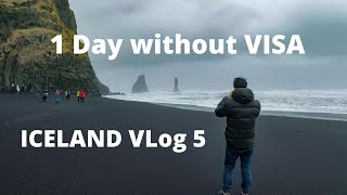Black Sand Beach - Iceland Travel Vlog 5 - Indian in Iceland