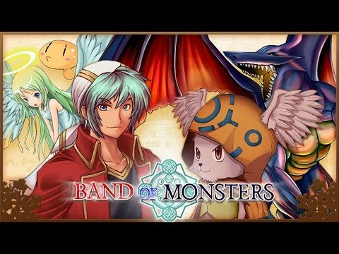 Video of RPG Band of Monsters
