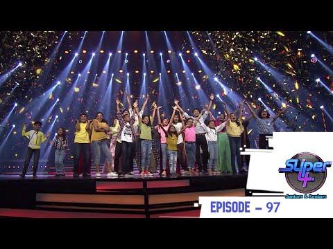 Episode 97 | Super 4 Season2 | A blasting reunion on the Super 4