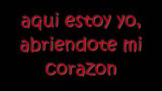 aqui estoy yo- luis fonsi (lyrics)