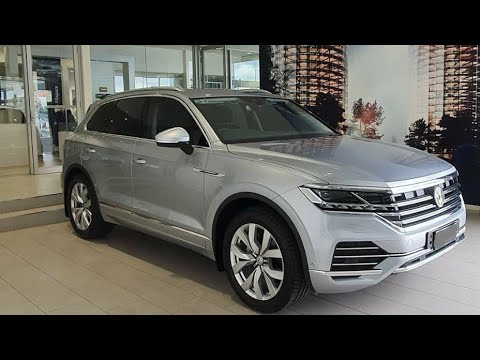 2019 VW Touareg - The Perfect SUV !!