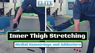 Best Inner Thigh Stretch | Chesterfield Chiropractor