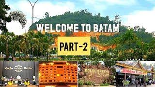 preview picture of video '#BATAM #INDONESIA BATAM TRIP -  PART 2  GOLDEN PRAWN  FACTORY OUTLET  BATAM CENTER'