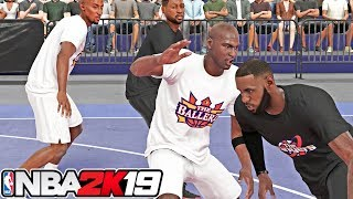 The Greatest Duos in NBA History Hall of Fame CPU Tournament - NBA 2K19