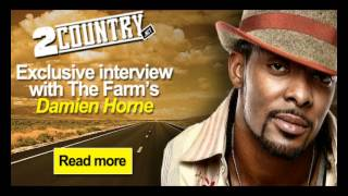 2country's Rob Fielder talks to Damien Horne from The Farm