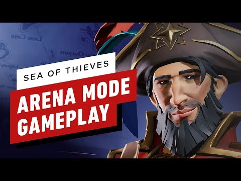 6 Minutes of Sea of Thieves Arena PvP Gameplay