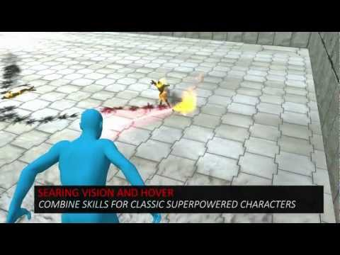 How You'll Build Your Own Superhero In Project Awakened