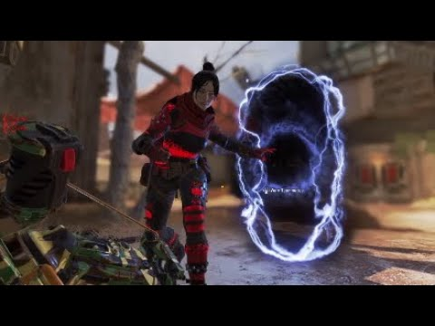 Apex Legends - Wraith Void Win