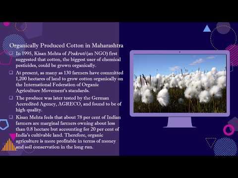 Sustainable Development Organic Farming Indian Economic Development Class 11, 12 NCERT