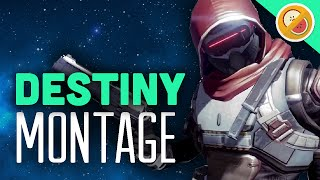 """Stick Around"" : Destiny Throwing Knife Montage (Funny Gaming Moments)"