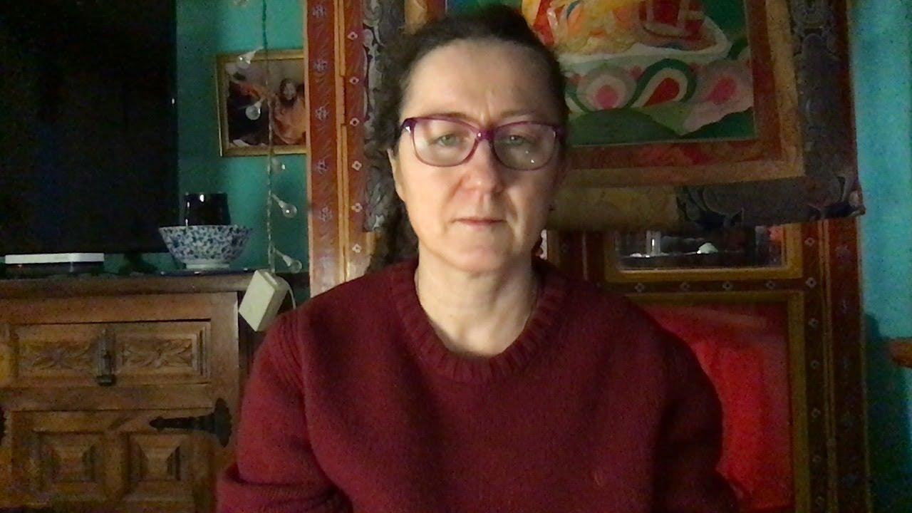 Lama Gangchen Tantric Self-Healing 2- Commentary by Lama Caroline - part 35 (EN)