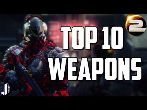 Top 10 Weapons - Planetside 2 Joshino's List