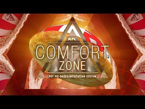 KFC | Welcome to the Comfort Zone
