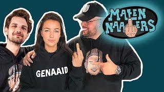 NINA WARINK GENAAID! | Matennaaiers   CONCENTRATE