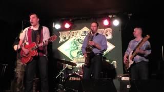 "Rock Therapy (Johnny Burnette), ""День рождения Тимура Поповкина в Rhythm'n'Blues Cafe"", 21.01.2015"