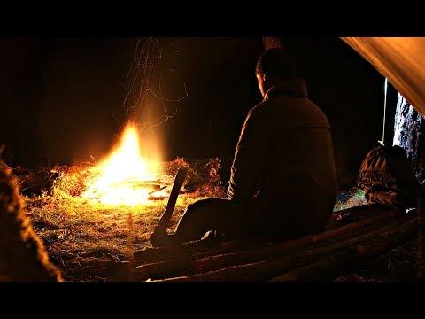 ЛЕСНИК НЕ УСПЕЛ! Экстренная ночёвка в лесу.
