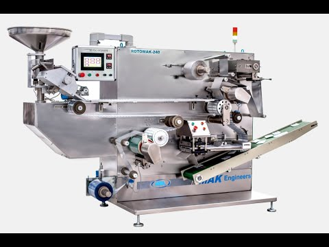 Double Track Blister Packing Machine