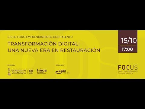 Transformación Digital: una nueva era en restauración[;;;][;;;]
