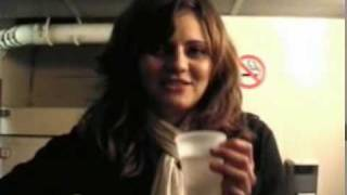 The Donnas: Backstage Hijinx Interviews