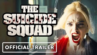 The Suicide Squad - Official Trailer #2 (2021) Margot Robbie, Idris Elba, John Cena by IGN